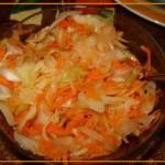 рецепт приготовления маринованной капусты