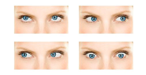Гимнастика для мышц глаз