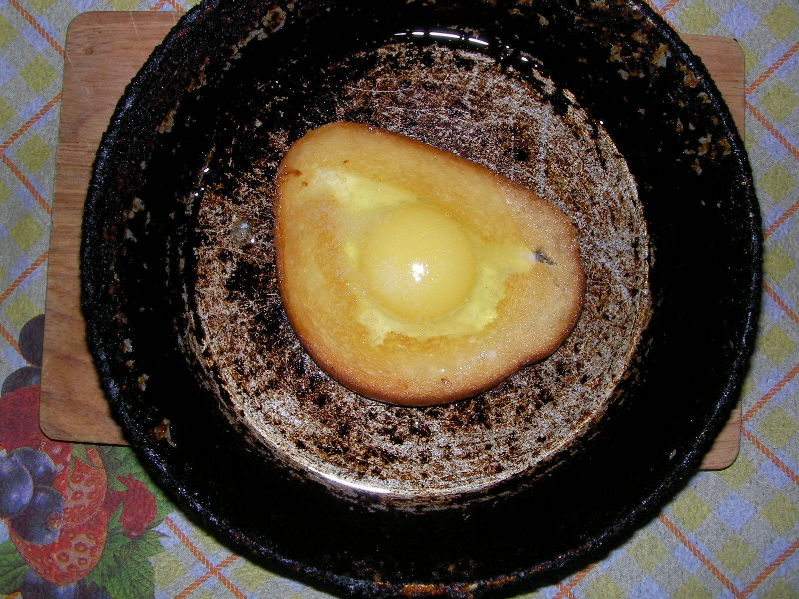 Оригинальная яичница, фото№ 2
