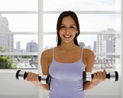 Физические нагрузки для набора веса