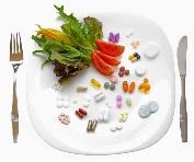 Лекарства и пища