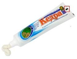 Маркировка зубной пасты