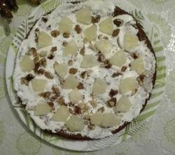Торт Панчо. Приготовление