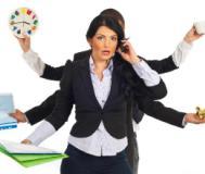 деловая женщина