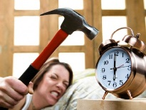 Заставить себя вставать по утрам